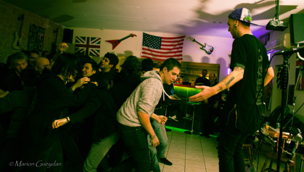 Ityllic - groupe metalcore grenoble