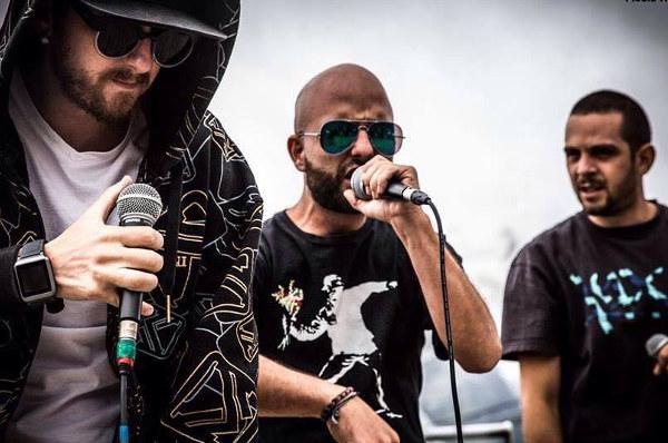 artivistes - rap grenoble - premier impact album