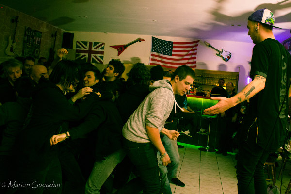 metalcore grenoble - metalcore - le maily's grenoble - salles de concert grenoble - cafe concerts grenoble - scene locale - scene locale grenoble - groupe musique grenoble - webzine musique - music'n'gre