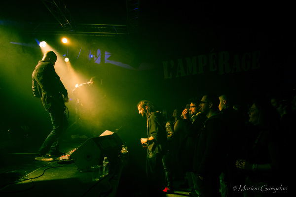 collapse - groupe metal grenoble - groupe rocl grenoble - scene locale grenoble