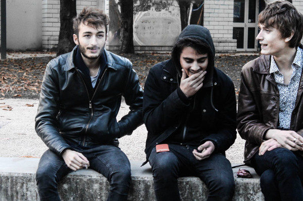 FILL - fill - groupe musique grenoble - indie rock grenoble