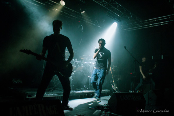 catchlight - groupe metal grenoble -rcok progressif - post rock - scene locale grenoble - webzine musique