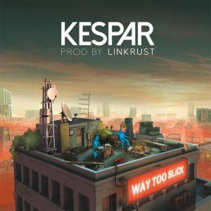 Kespar - way too slick - rappeur - rap - contratak - grenoble - musique - scène locale grenoble - musicngre - music'n'gre - album way too slick Kespar
