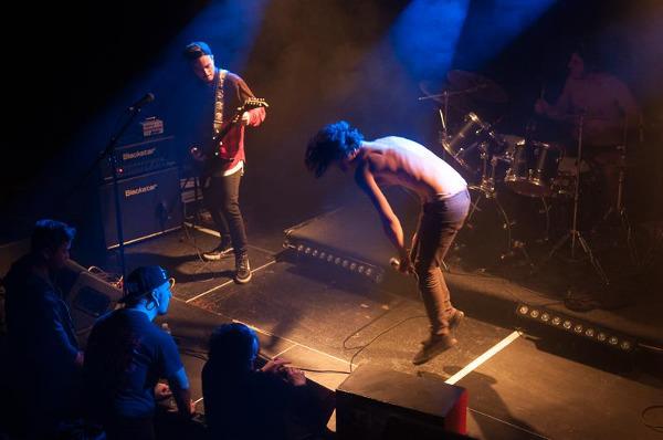 metalcore - grenoble - oligarchy - axel gatta - scene locale - musicngre