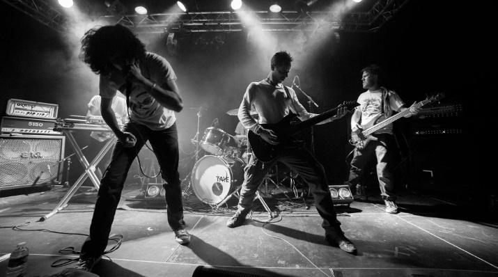 synapses - metalcore - electro metalcore - grenoble
