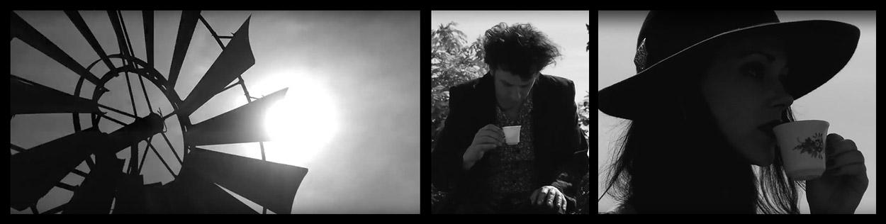 Haizi Beizi clip Le Poete Album Carabine - panneau 1