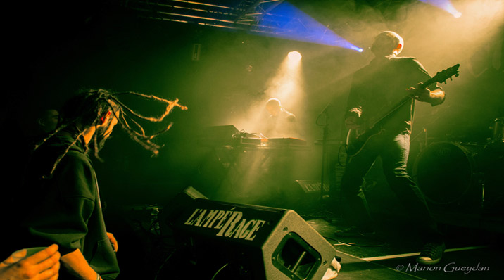 collapse - post rock - grenoble - scene locale