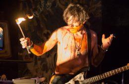 bleu russe - the nous - salle noire grenoble - scene locale - scene locale grenoble - webzine musique - groupe musique grenoble