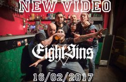 eight sins - beers and moshpits - clip eight sins