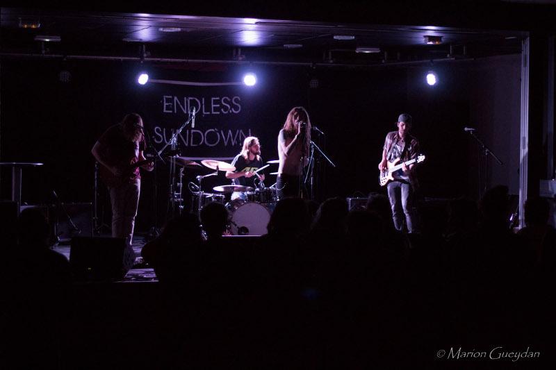 endless sundown - groupe - musique