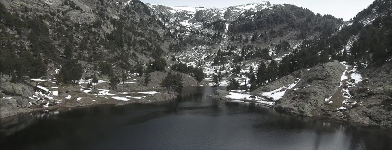 There s a way - Clip Remi Guirao - panorama lac Achard Belledonne
