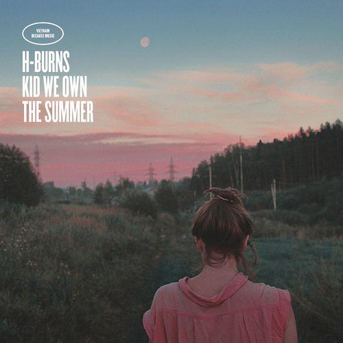 kids we own the summer - h burns - folk rock - groupe local romans