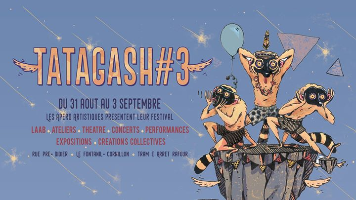 festival tatagash - apero artistiques - grenoble
