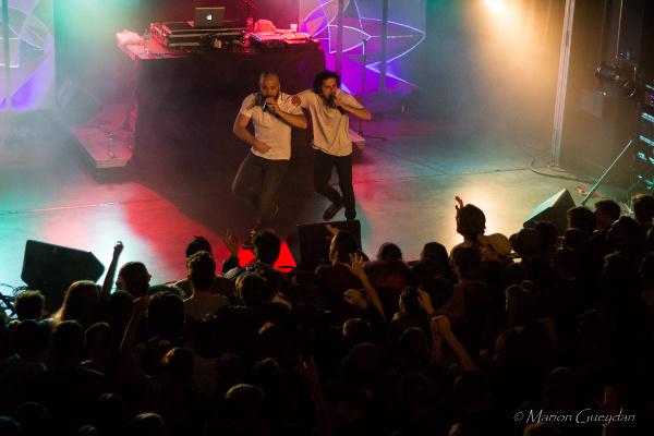 razz - projet cdv - rap grenoble - concert grenoble - rappeur grenoblois - EVE - espace vie etudiante