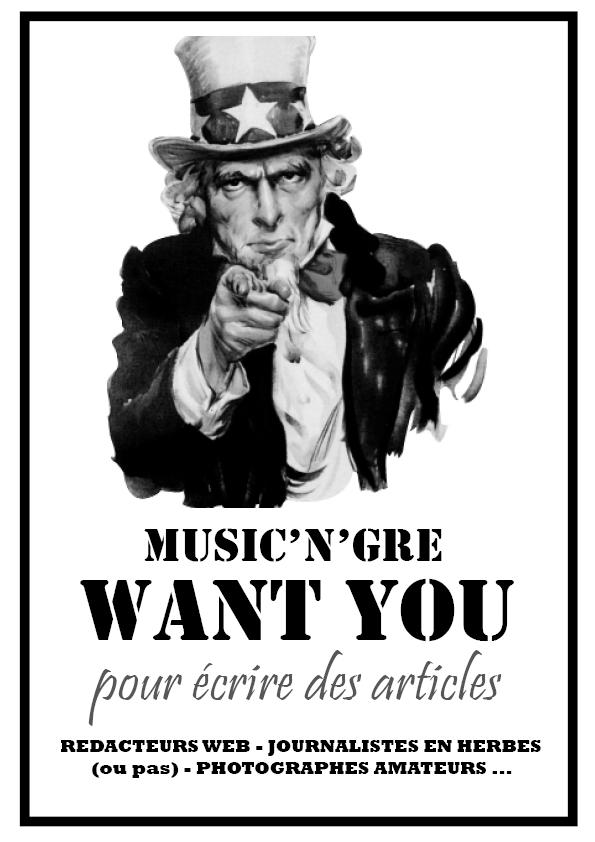 webzine musique - redacteurs web webzine - benevole webzine musique - benevoles musicngre