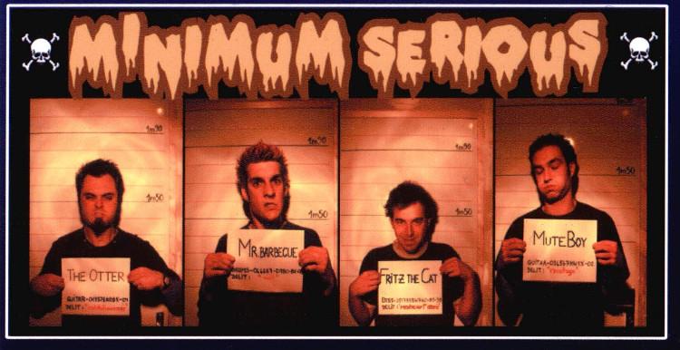 minimum serious