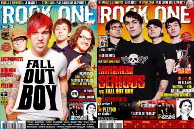 minimum serious - magazine rock one