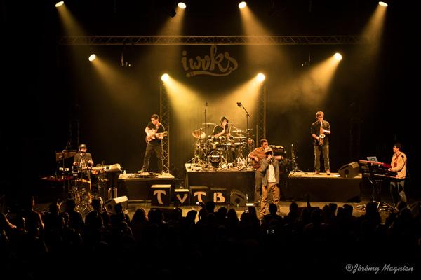 i woks - reggae grenoble - i woks sound - la belle electrique grenoble - scene locale grenoble - scene locale - musique grenoble - groupe musique grenoble