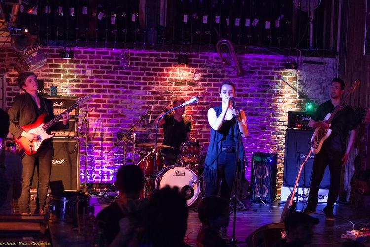 demantiks - michel musique live grenoble