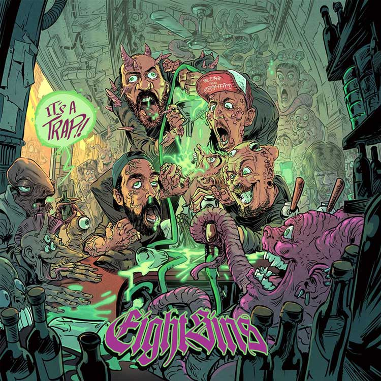 eight sins - metal grenoble eight sins