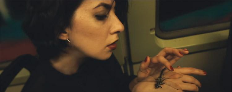 Varsovie Clip Killing Anna - Symbolique libellule - Music'n'Gre Musicngre