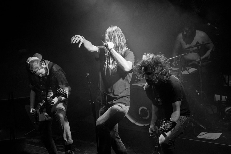 general cluster - stoner rock - stoner metal - metal grenoble - amperage grenoble - musique grenoble