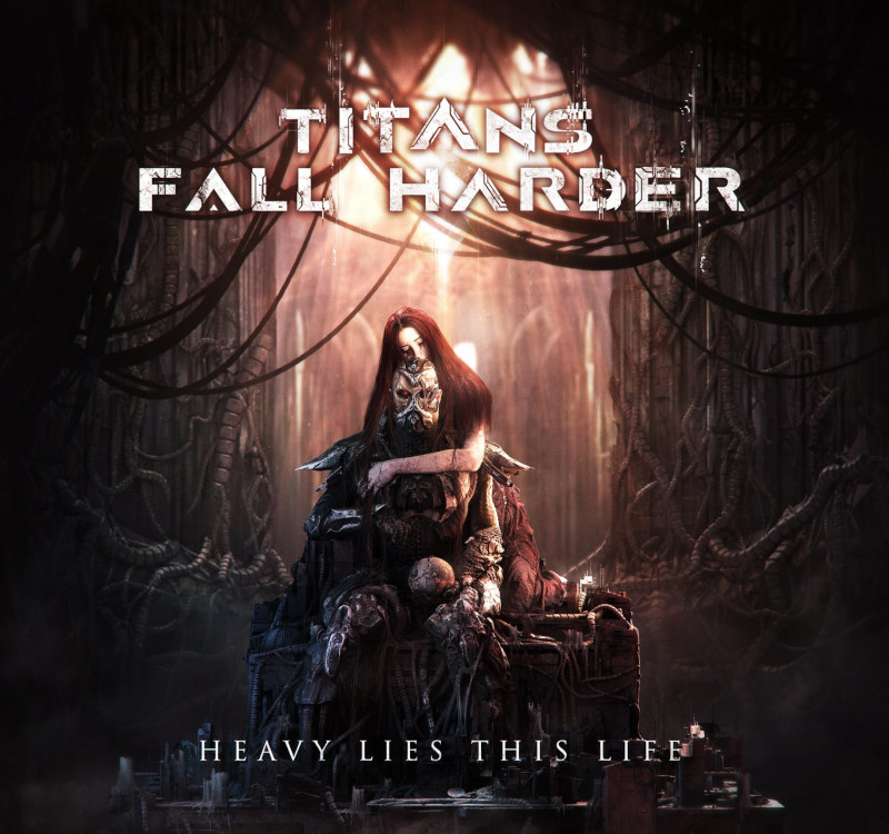 titans fall harder - heavy lies this life - metal grenoble - musique grenoble - metal extreme