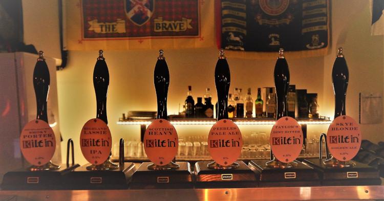 kiltin pub ecossais grenoble - pubs ecossais - bars grenoble - bieres ecossaises