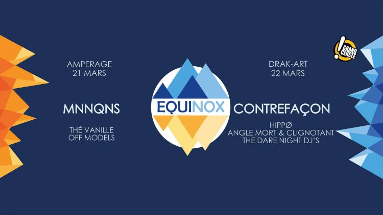 Affiche Equinox festival