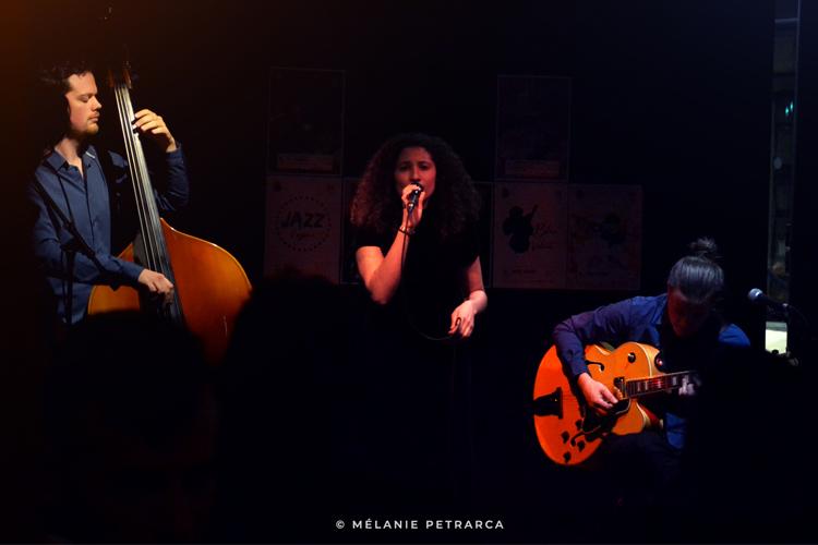 blue velvet - jazz grenoble - belle electrique - bar belle electrique