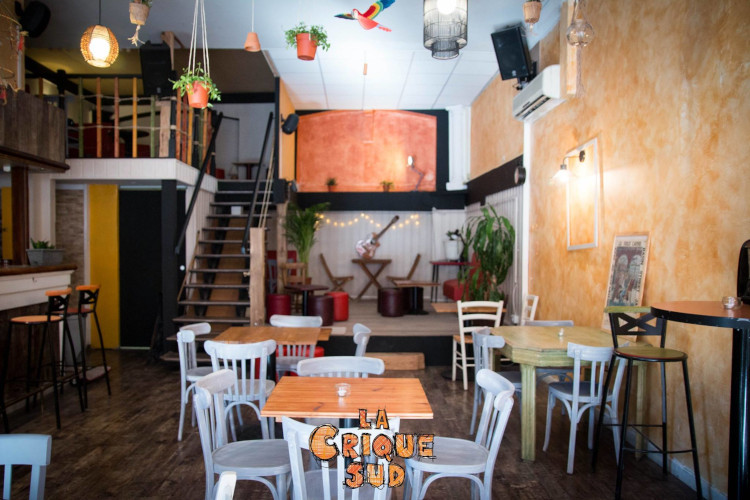 crique sud grenoble - bars grenoble - cafes concerts grenoble