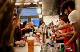 une petite mousse - bar grenoble - brasserie grenoble - bouchayer viallet grenoble