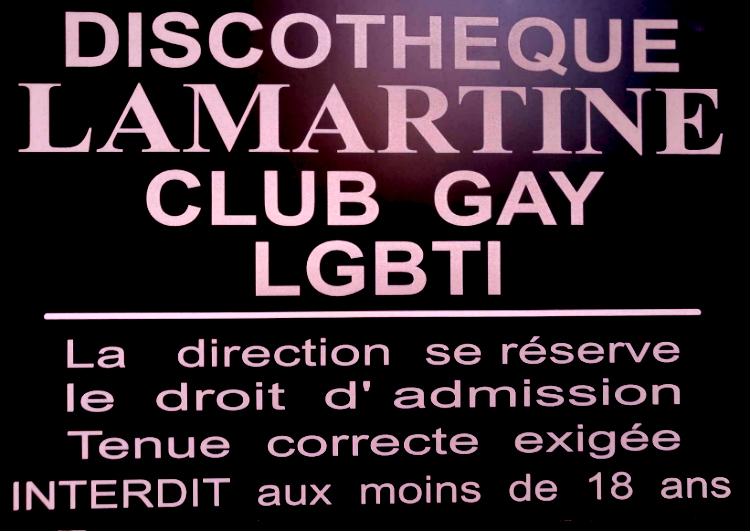 lamartine grenoble - grenoble queer - boite de nuit gay grenoble