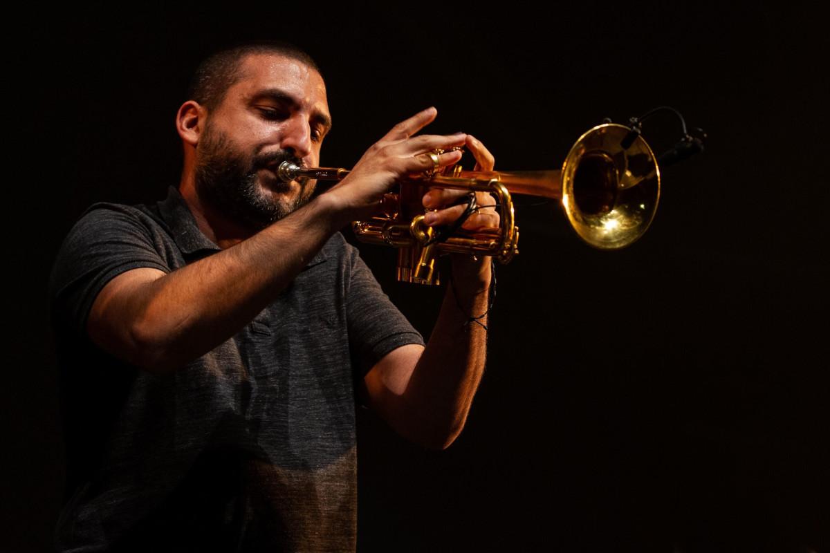 ibrahim maalouf - vercors music festival