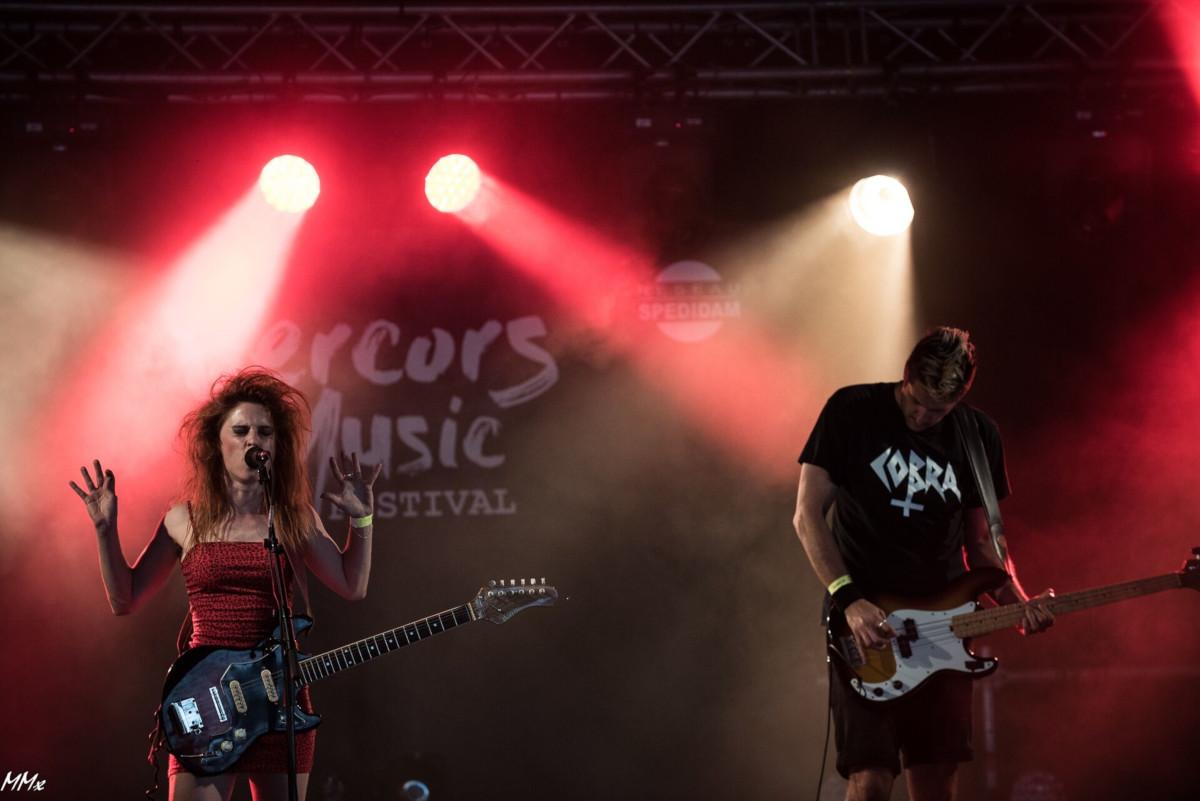 julie bally - vercors music festival