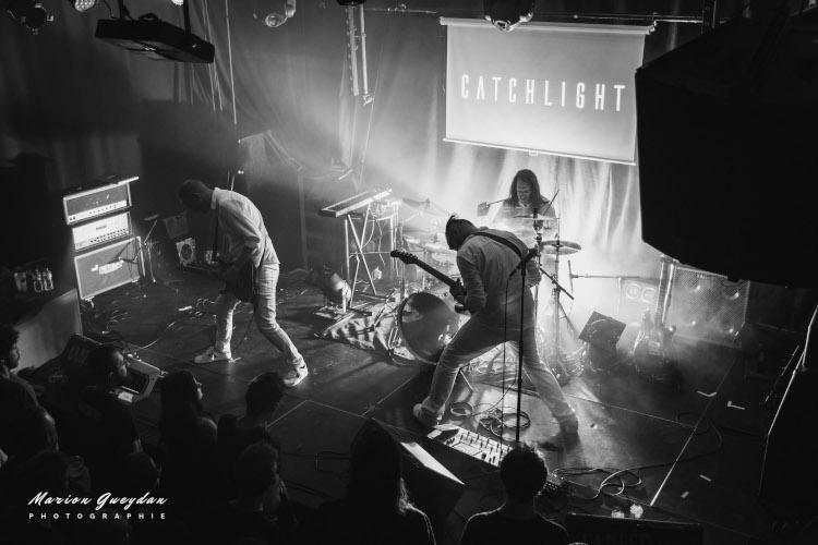 catchlight - post rock - amperage - webzine musique