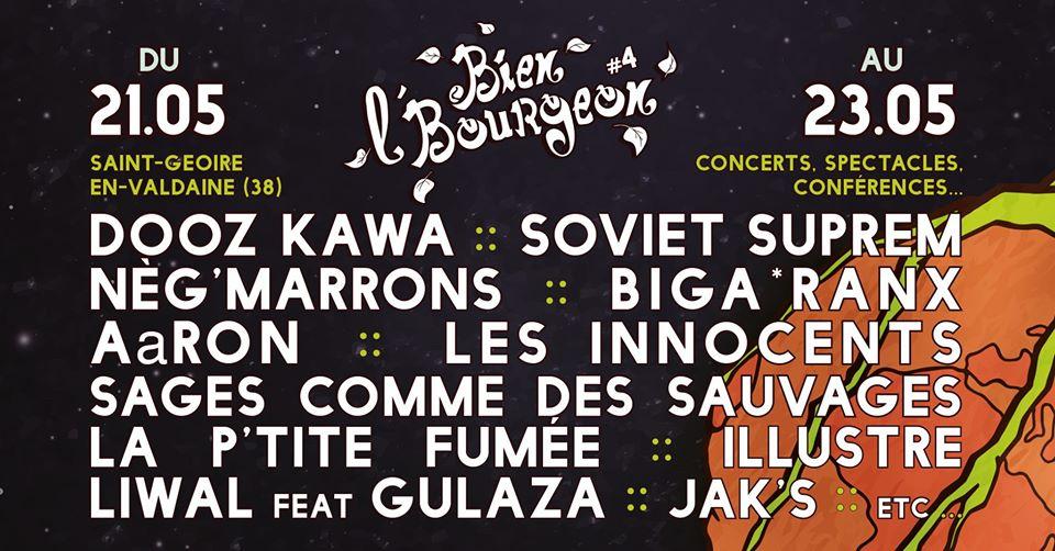 festival grenoble - festivals isere - festival bien lbourgeon - mixarts - concerts grenoble - bien l'bourgeon