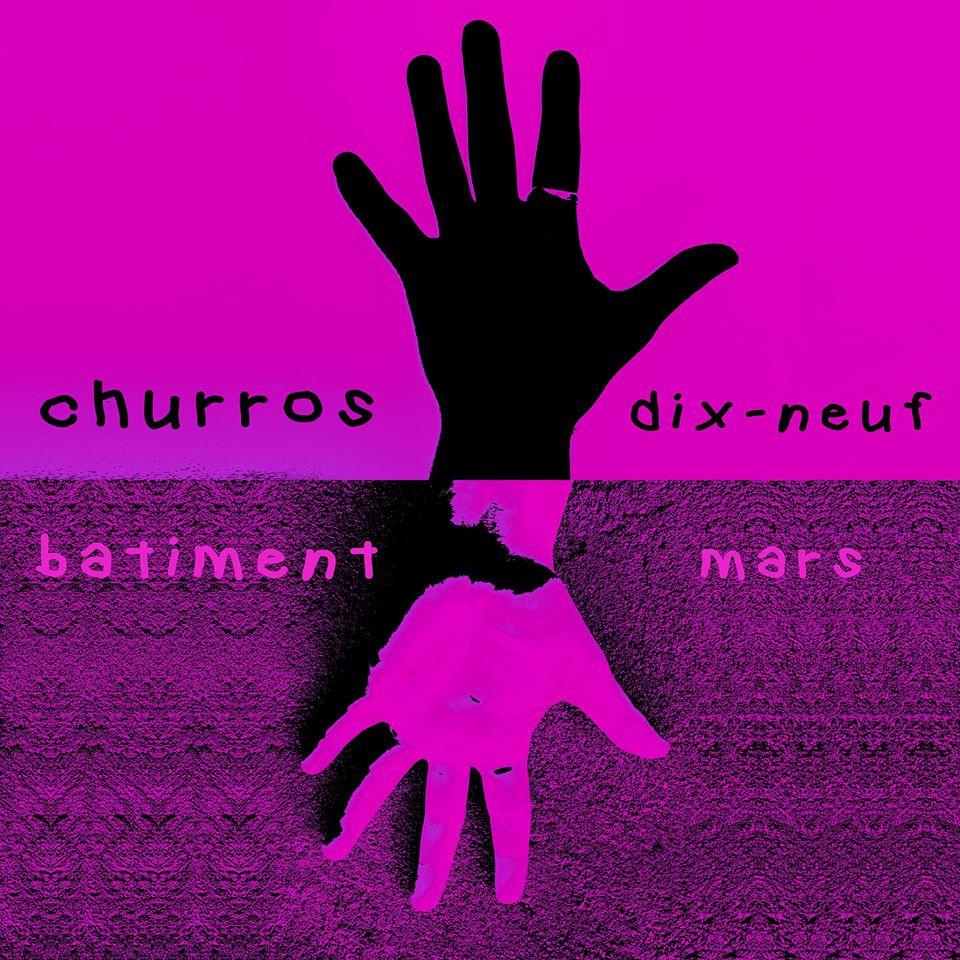 churros batiment - webzine musique