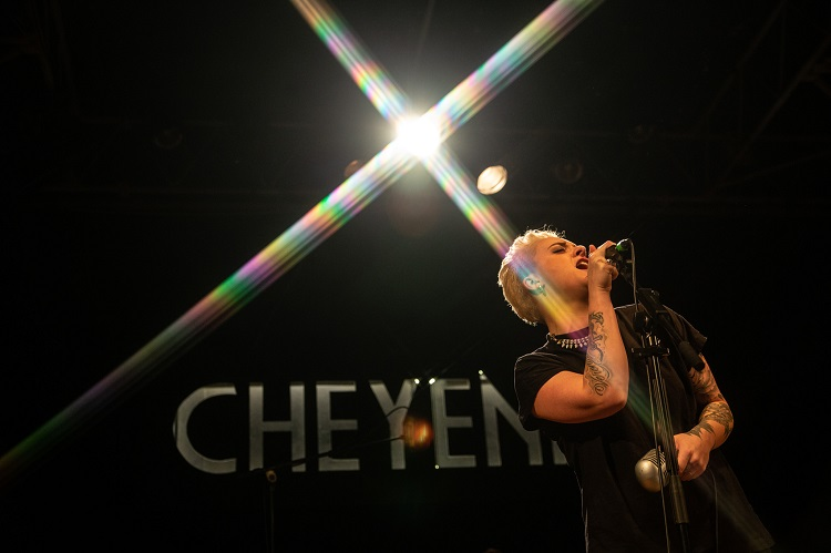 cheyenne - pop-rock - pop rock - pop rock grenoble - scene locale - scene locale grenoble