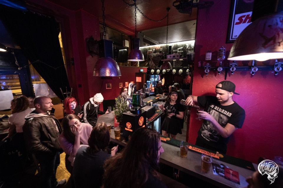 redrum grenoble - bar concert grenoble