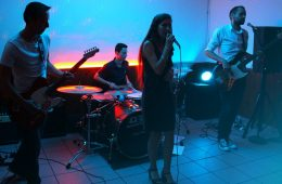 pop rock grenoble - scene locale grenoble - over the silence grenoble